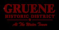 Gruene Historic District's logo