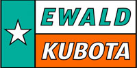 Ewald Kubota's logo