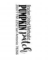 Bracken Pumpkin Patch's logo