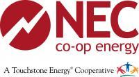 NEC's logo