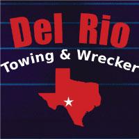 Del Rio Towing & Wrecker's logo