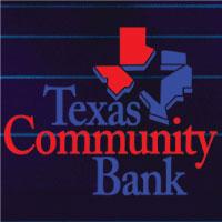 Texas Community Bank 's logo