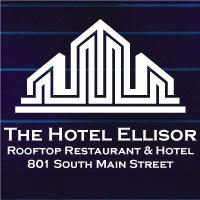 The Hotel Ellisor's logo