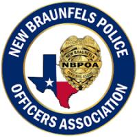 New Braunfels Police Officers Association's logo