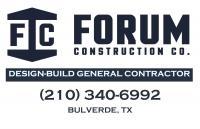 Forum Constuction's logo