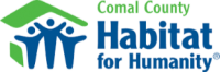 Comal County Habitat for Humanity's logo
