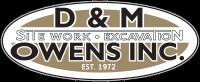 D & M OWENS INC.'s logo