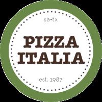 PIZZA ITALIA's logo