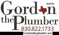 GORDON THE PLUMBER's logo