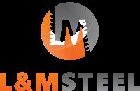 L & M STEEL's logo