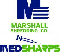 MARSHALL SHREDDING CO & MEDSHARPS's logo