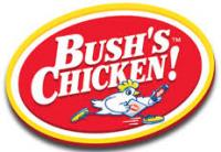 Bush's Chicken's logo