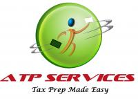ATP Services Tax Prep's logo