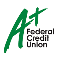 A+ Federal Credit Union's logo