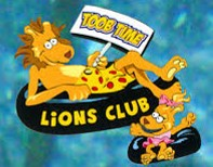 Lions Club Tube Rental's logo
