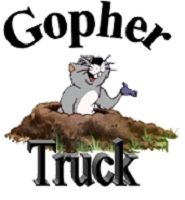 Gopher Truck's logo