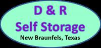 D & R Self Storage, New Braunfels's logo