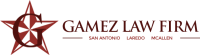 The Gamez Law Firm's logo