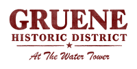 Gruene Historic District's logo