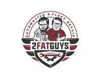 2 Fat Guys Automotive's logo