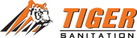 Tiger Sanitation's logo