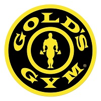 Golds Gym's logo