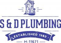 S & D Plumbing's logo