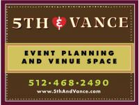 5th & Vance Events Center's logo