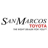 San Marcos Toyota's logo