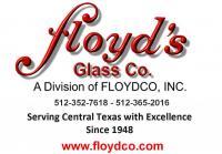 Floyd's Glass's logo