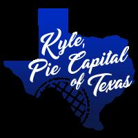 Kyle, Pie Capital of Texas's logo