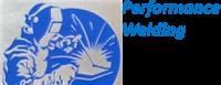 Performance Welding's logo