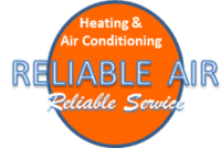 Reliable Air's logo