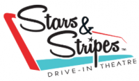 Stars and Stripes Drive-in Theatre's logo