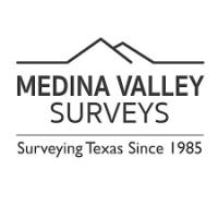 Medina Valley Survey's logo