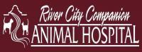 River City Companion Animal Hospital's logo
