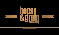Hops and Grain's logo
