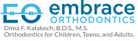 Embrace Orthodontics's logo