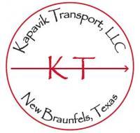Kapavik Transport's logo
