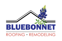 Blue Bonnet Roofing and Remodeling's logo
