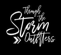 Through the Storm Outfitters's logo