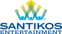 Santikos Entertainment's logo