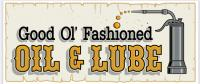 Good Ol' Fashioned Oil & Lube's logo