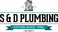 S&D Plumbing's logo