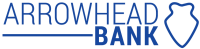 Arrowhead Bank's logo