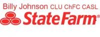 Billy Johnson State Farm's logo