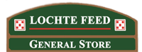 Lochte Feed and General Store's logo