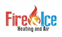 Fire and Ice Heating and Air's logo