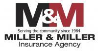 Miller and Miller Insurance's logo