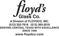 Floyd's Glass Co.'s logo